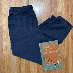 J. Jill Tencel Drawstring Ankle Pants